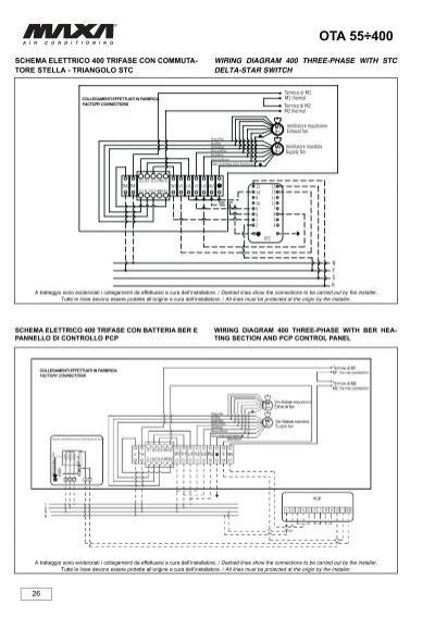 Schema Elettrico Stella Triangolo : A i r c o n d t