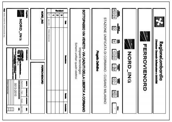 Schemi Quadri Elettrici : Schemi elettrici unifilari quadro elettrico per