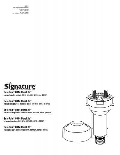 Solorain signature