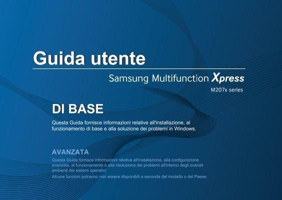 samsung xpress m2885fw user manual pdf