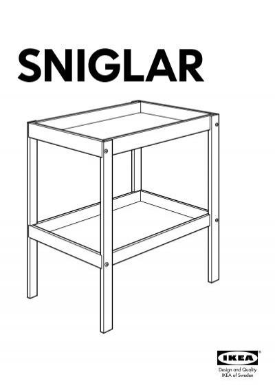Ikea istruzioni montaggio - Letto sniglar ikea ...