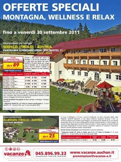 Auchan Sedie Da Giardino.Offerte Speciali Viaggi E Vacanze A Prezzi Incredibili Per I