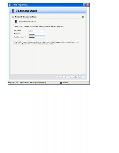 http://192.168.1.1 admin, admin
