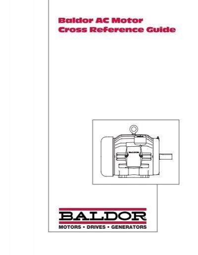 Fasco Motor Cross Reference Chart