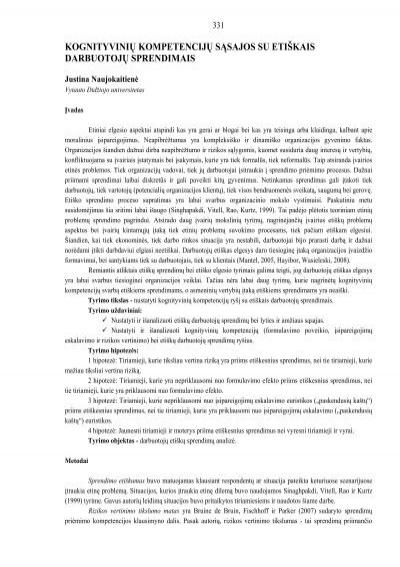 pranulis marketingo tyrimai pdf