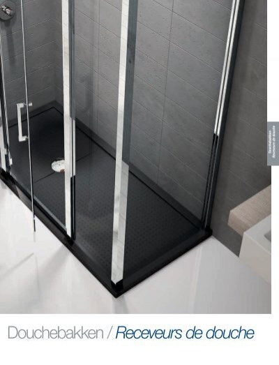 douchebakken receveurs de douche novellini. Black Bedroom Furniture Sets. Home Design Ideas