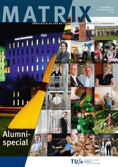 Alumni Special Technische Universiteit Eindhoven