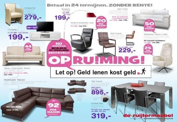 De Ruijter Meubel : De ruijter meubel b v cruquius de ruijtermeubel cruquius