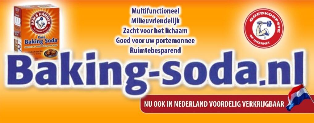 wat is baking soda in het nederlands