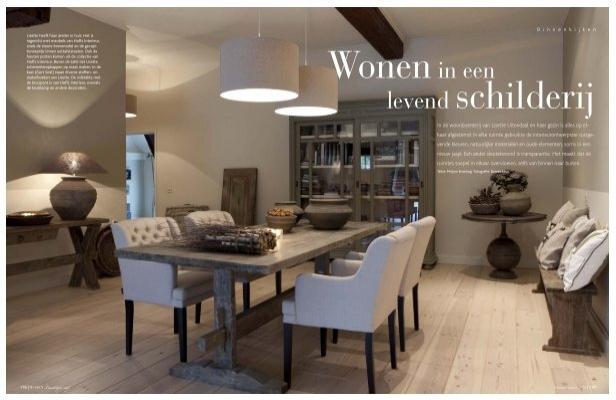 Landelijk Wonen Keukens Tijdschrift : Wonen Landelijke Stijl (februari maart 2010) Home Unique