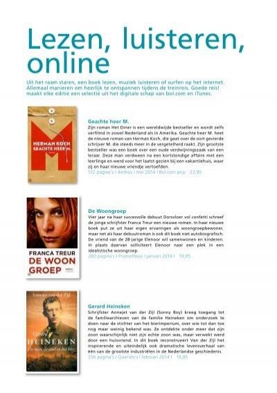 Lezen, luisteren, online