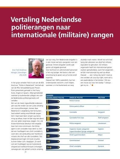 Vertaling nederlandse pol for Vertaal ladeblok naar engels