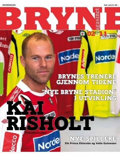 Pierre gallo klar for norska bryne