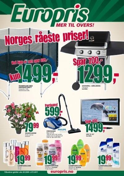 Spar 700 Europris