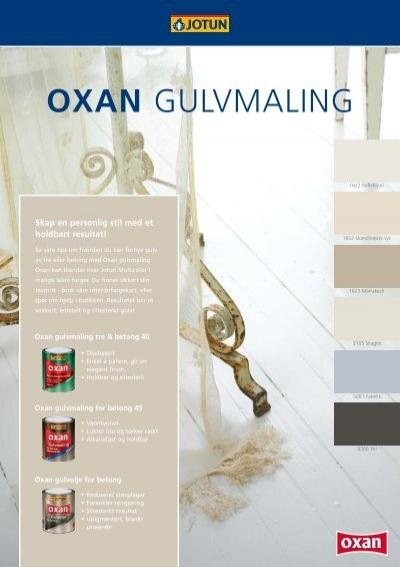 Gulvmaling Magazines