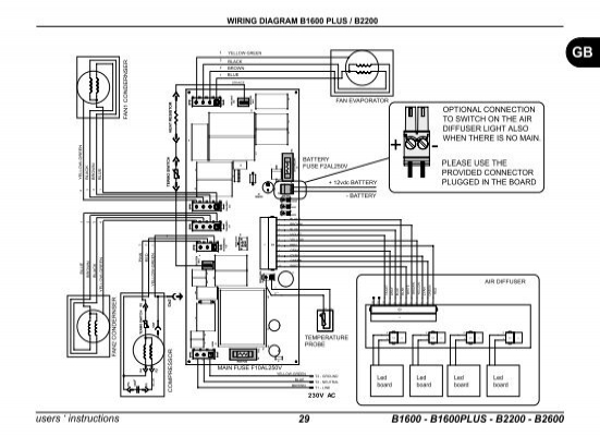 gb   wiring diagram b2600