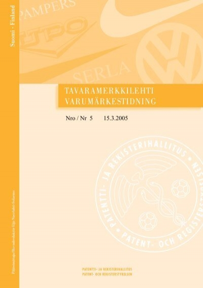Patentti Ja Rekisteri Hallitus