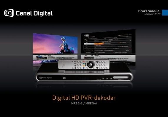 canal digital box problem