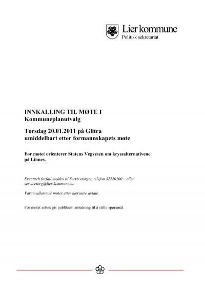 Sakskart Lier Kommune