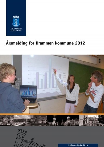 Les Hele Aƒa Rsmeldingen Som Pdf Drammen Kommune