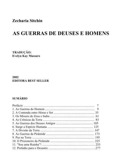 DAS GRATUITO ALMANAQUE DOWNLOAD LIVRO GUERRAS