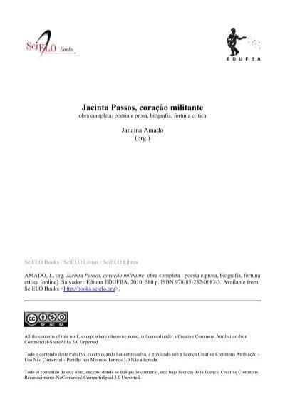 Book In Pdf Scielo Livros