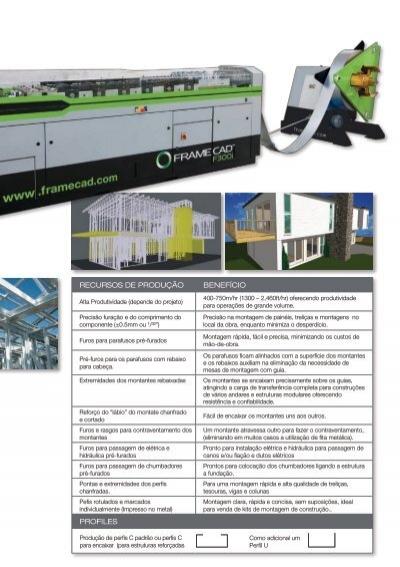 Framecad Prodesign manual