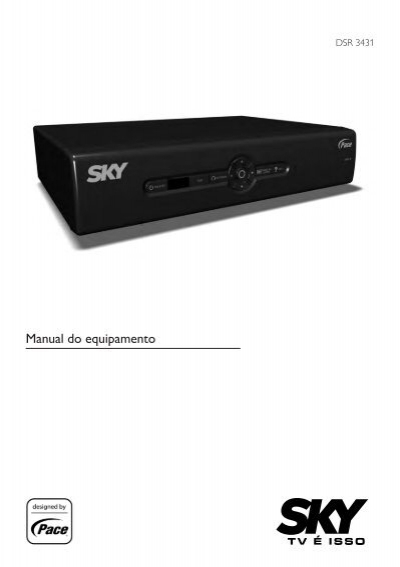 Manual Do Equipamento Sky Digital S12