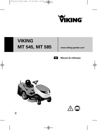 viking mt 545 mt 585. Black Bedroom Furniture Sets. Home Design Ideas