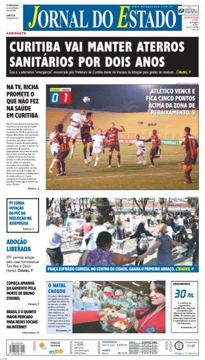 10 CURITIBA, QUINTA-FEIRA