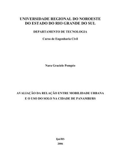 TCC Nara Graciele Pompéo - Unijuí