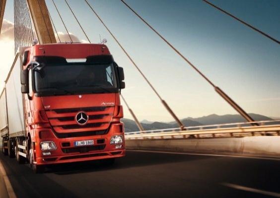 O novo axor o actros mercedes benz luxembourg for Mercedes benz luxembourg