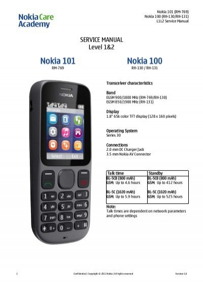 nokia n8 00 rm 596 service manual level 1 2 pdadb rh yumpu com Cover Nokia C3 00 nokia n8-00 manual