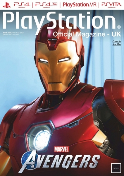 Playstation Official Magazine Christmas 2019 Uk