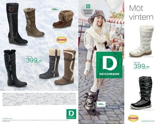 deichmann norrköping domino