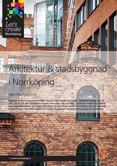 Program fr Norra Vrinnevi - Norrkpings kommun