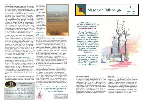 Robert Vasselbring, Hedenborg 6280, Billeberga | redteksystems.net