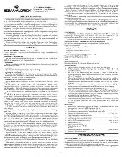 Utgångs datum för laboratoriereagenser och lösningar