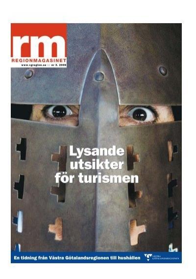 Regionmagasinet Nr 3 2006 Vastra Gotalandsregionen