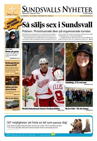Albert Ocklind, ngaregatan 1, Sundsvall | omr-scanner.net