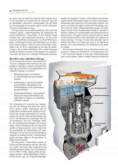 Reaktor stoppad efter lackage 3
