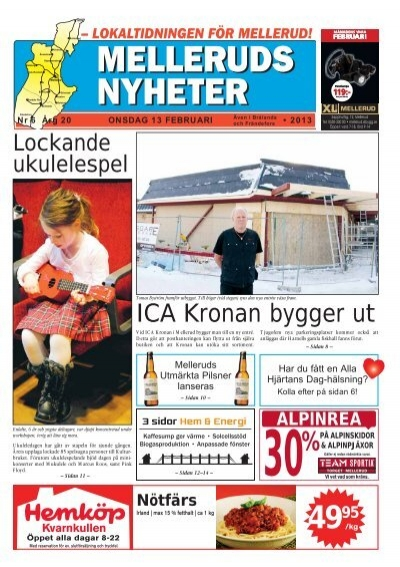 Andreas Andersson, Oxgatan 12, Mellerud | omr-scanner.net