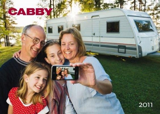 single flexi double family Cabby Carava
