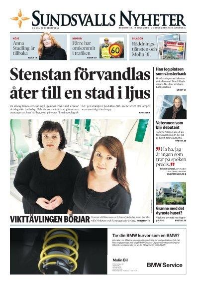 Arvid Stridfeldt, Stuvarvgen 25, Sundsvall | unam.net