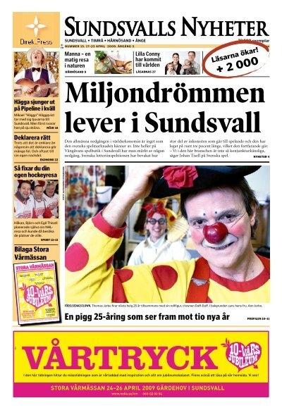Granloholmsvgen 6A Vsternorrlands ln, Sundsvall - omr-scanner.net