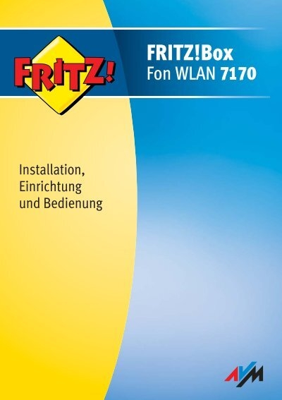 handbuch fritz box fon wlan 7113 pdf. Black Bedroom Furniture Sets. Home Design Ideas