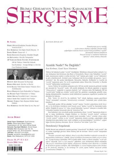 4 Sayfa Hacibektaslilar