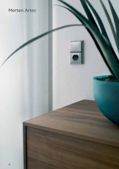 merten artec schneider electric. Black Bedroom Furniture Sets. Home Design Ideas
