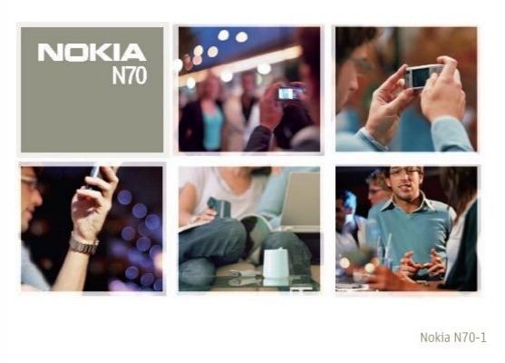 Nokia N70 Cihaziniz File Delivery Service Nokia