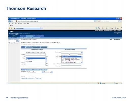 thomson research database User's guide to thomson reuters mutual fund and investment company common stock holdings databases on wrds wharton research data services july 2008.
